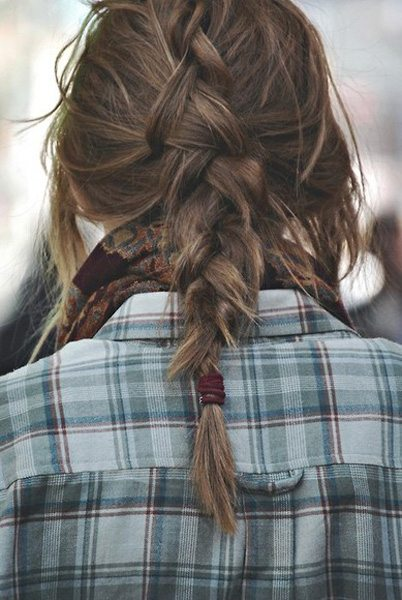 Braided Hair 1