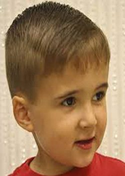 Children's Haircut A
