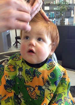 Children's Haircut E
