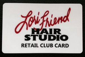 LFHS Retail Club Card
