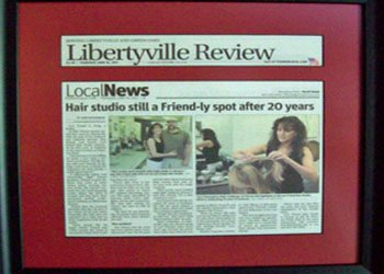 Lori Friend Hair Studio Beauty Salon Article RS