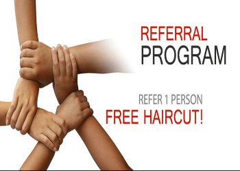 Lori Friend Hair Studio Beauty Salon Referral Policy RS