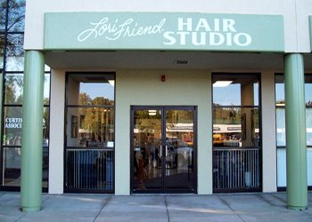 Lori Friend Hair Studio Beauty Salon Store Front RS