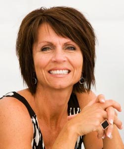 Mature Women's Haircut 1