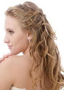 Wedding Hairstyles A