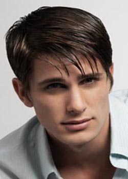 Young Man Haircut A