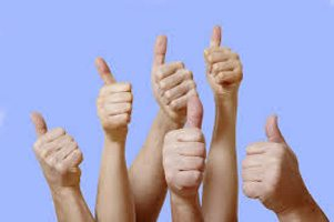 LFHS Thumbs Up
